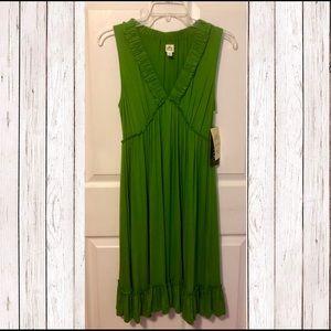 Sangria dress 💚